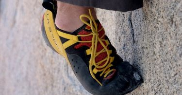 chaussons d'escalade