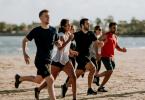 t-shirt pour courir